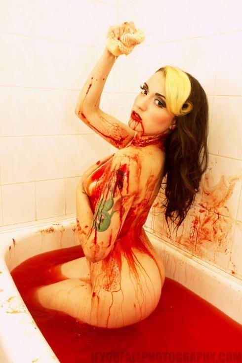 blood bath uncensored